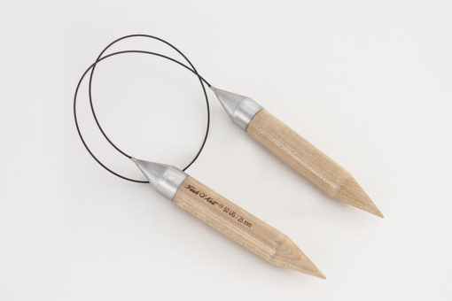 Maple Wood Circular Knitting Needles