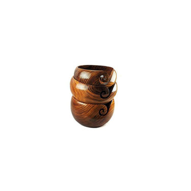 Sheesham wood Yarn Bowl